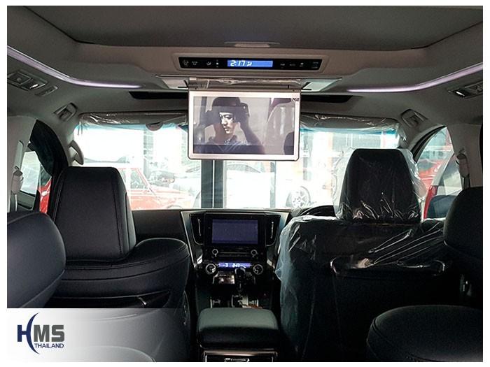 20180531 Toyota Alphard_Roof Monitor_Alphard_13.3