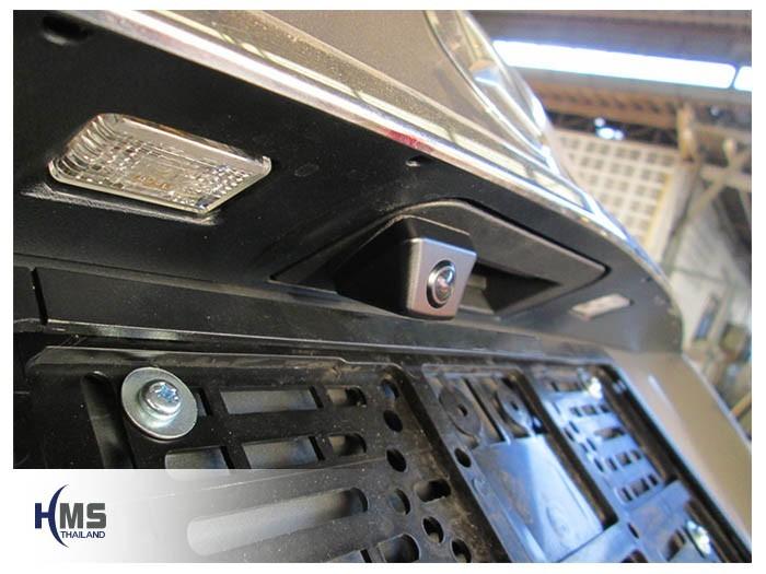20150205 Mercedes Benz C180 W205_Rear camera