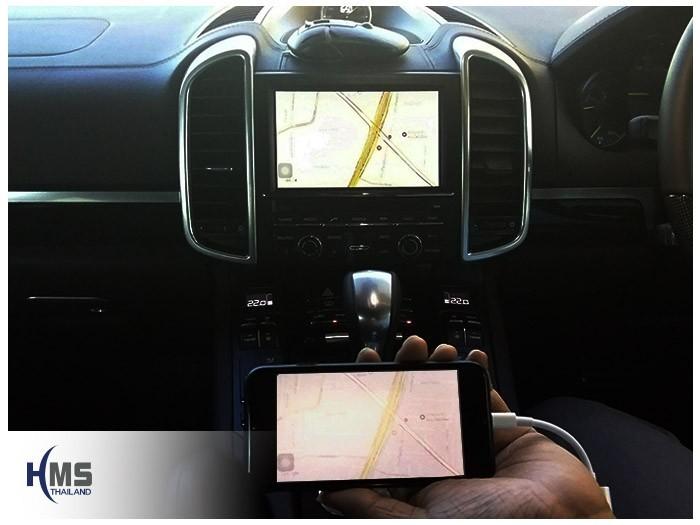 20170906 Porsche Cayenne_PCM3.1_TV Digital_ASUKA_HR630_iPhone_Cable