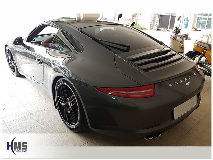 20170815 Porsche 911Carrera back