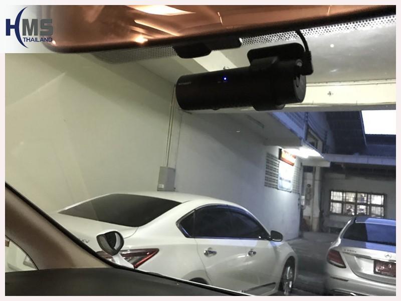 Toyota Alphard (Pioneer595 + กล้องติดรถยนต์ BlackVue 750s 1ch with Parking + กล้องถอยหลัง)