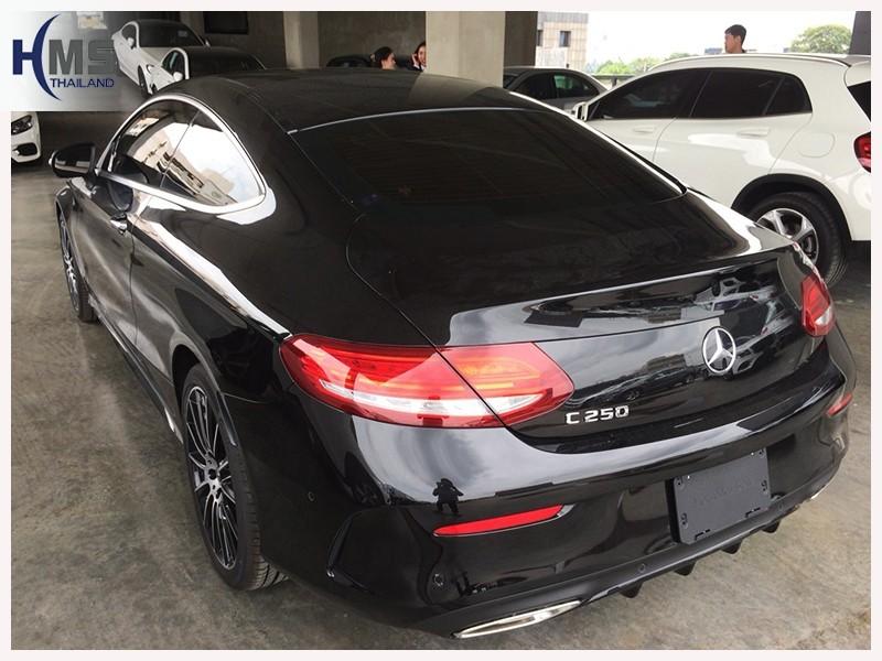 20180714 Mercedes Benz C250 W205 AMG Dynamic