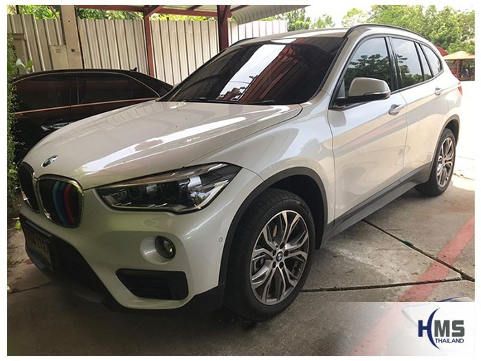20190507 BMW X1 F48 front,ภาพหน้ารถ BMW X1 F48 SDrive 18i