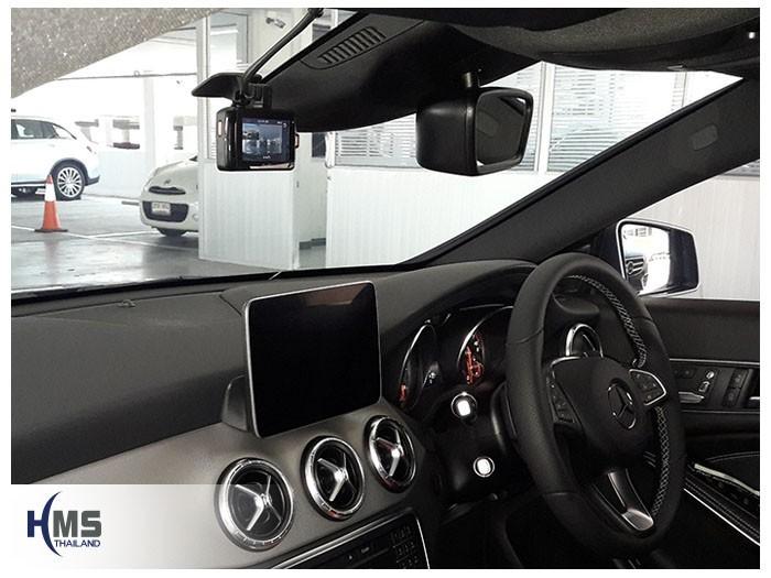 20180516 Mercedes Benz CLA200_C117_DVR_Mio_MiVue_792_Wifi_screen