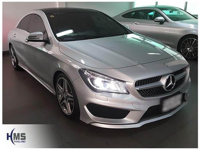 20170616 Mercedes Benz CLA250 C117_front