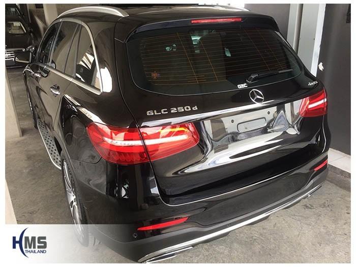 20180903 Mercedes Benz GLC250d_W253_back,ภาพท้ายรถ Mercedes Benz GLC250d W253
