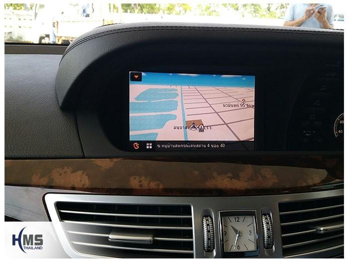 20170911 Mercedes Benz S500 W221_Navigation box_T3000