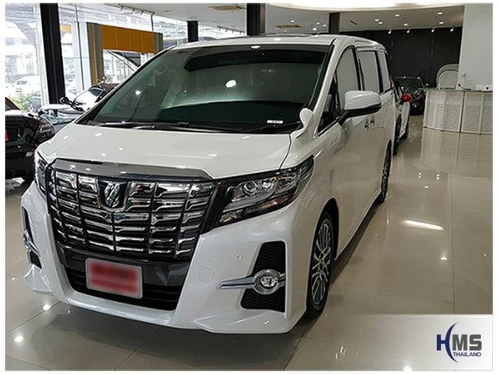20161017 Toyota Alphard_front