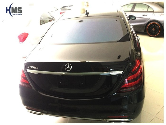 20180905 Mercedes Benz S350d_W222_back,ภาพท้ายรถ Mercedes Benz S350d W222,Benz, Mercedes ,เบนซ์ ,เมอร์เซเดส, ซาลูน,ราคาเบนซ์,facelift ,Brabus ,AMG ,Bluetec ,Hybrid,ไฮบริด