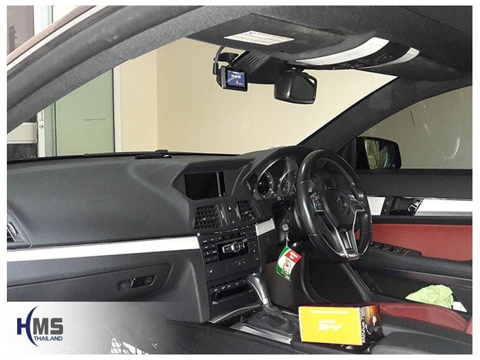 20180518 Mercedes Benz E200 W212_DVR_Mio_MiVue_786_Wifi_locc