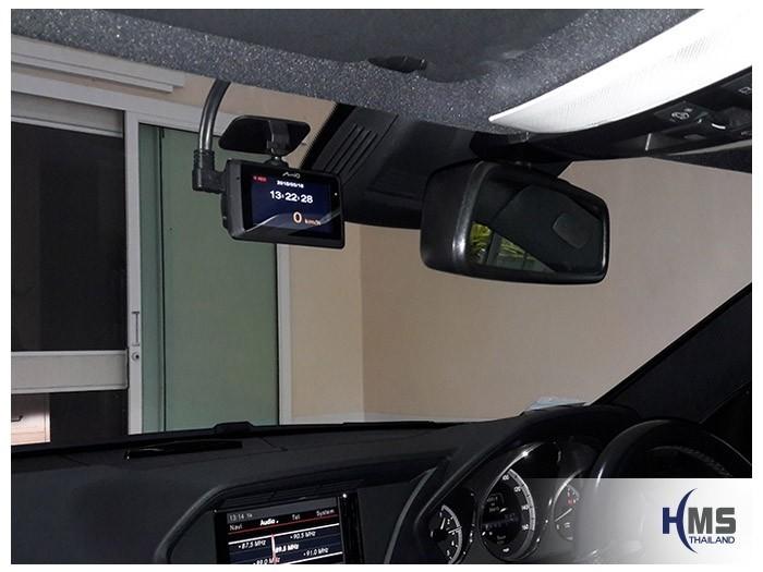 20180518 Mercedes Benz E200 W212_DVR_Mio_MiVue_786_Wifi