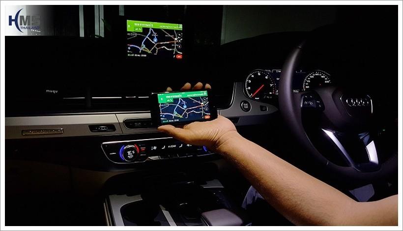 20180212 Audi Q7 WiFi Mirror Link