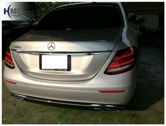 Mercedes  Benz E220 W213 Back