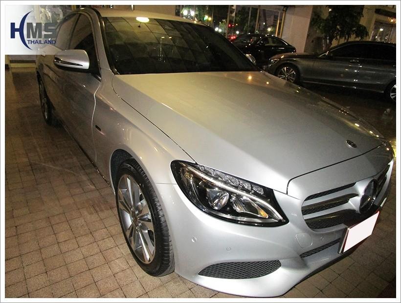 20180423 Mercedes Benz C350e W205