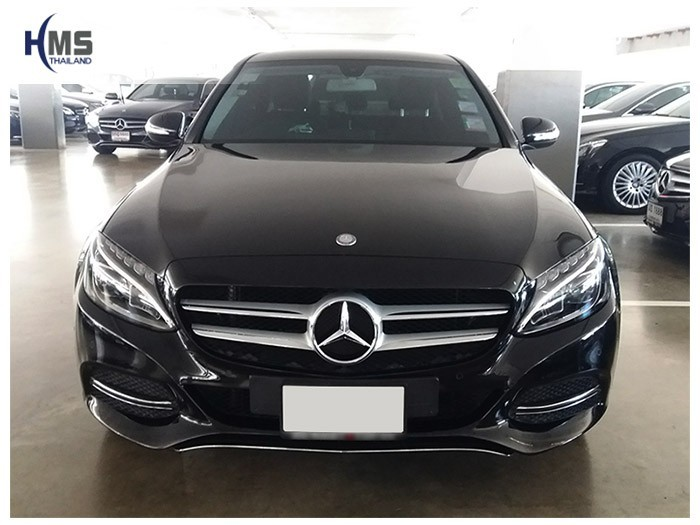 20180628 Mercedes Benz C180 W205_front,Benz, Mercedes ,เบนซ์ ,เมอร์เซเดส, ซาลูน,ราคาเบนซ์,facelift ,Brabus ,AMG ,Bluetec ,Hybrid,ไฮบริด