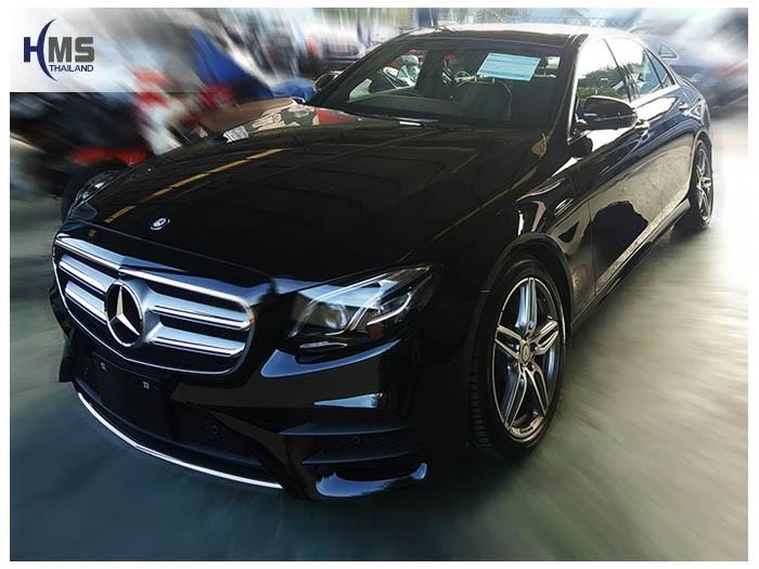 20161223 Benz E220d_W213_Front