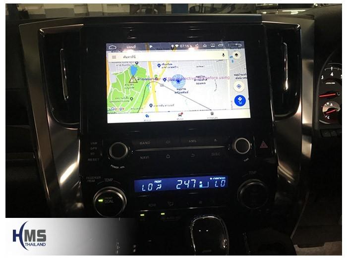 20180809 Toyota Vellfire_KD9000_Navigation,Android,Toyota,โตโยต้า,หน้าเต็ม