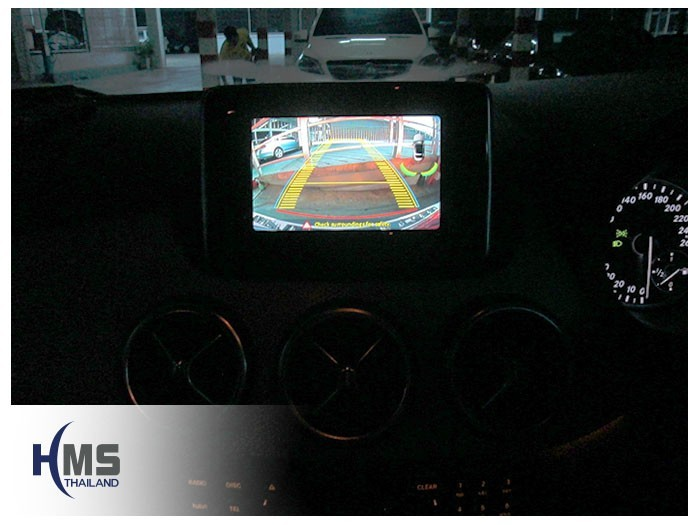 20150330 Mercedes Benz B200 W246_rear camera_view