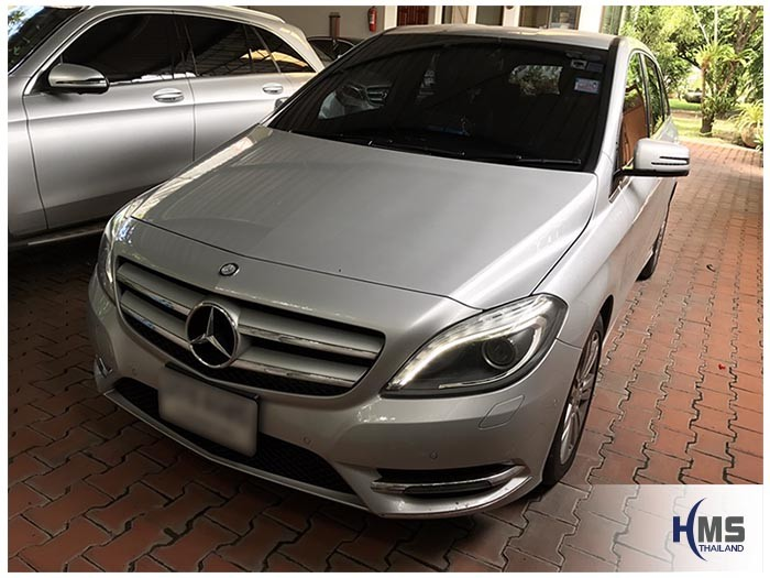 20170809 Mercedes Benz B180 W246_front