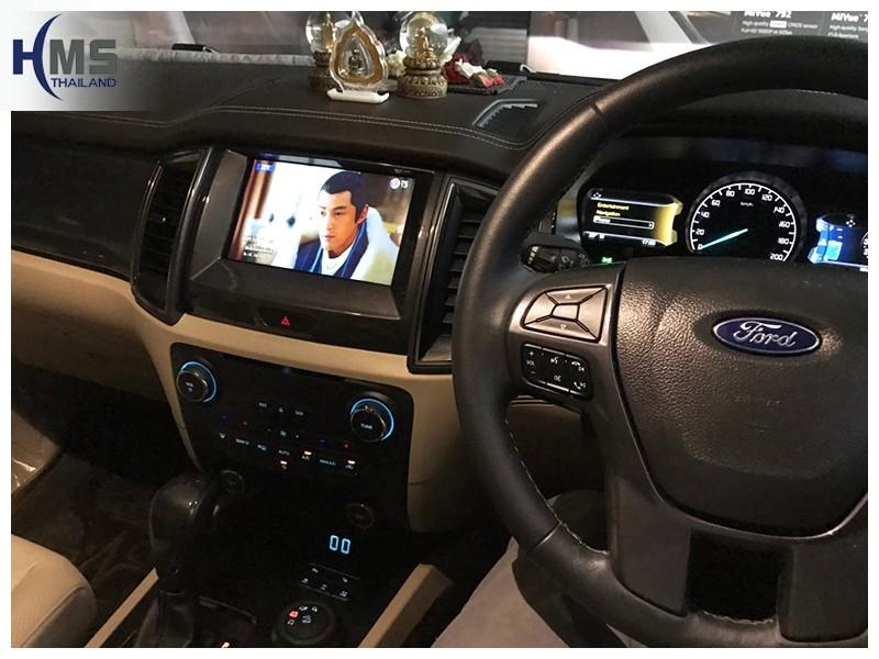 Ford Everest,Ford ชุดแต่ง,Ford ราคา,TV Digital,TV Tuner,ดิจิตอลทีวี ฟอร์ดเอเวอร์เรส,ford sync 2 tv