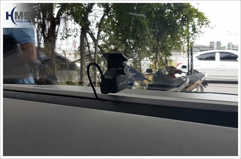 20180404 Mercedes Benz C350e W213 กล้องติดรถยนต์ Mio MiVue A20