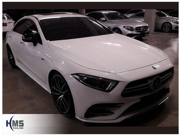 20190507 Mercedes Benz CLS53 W218 front