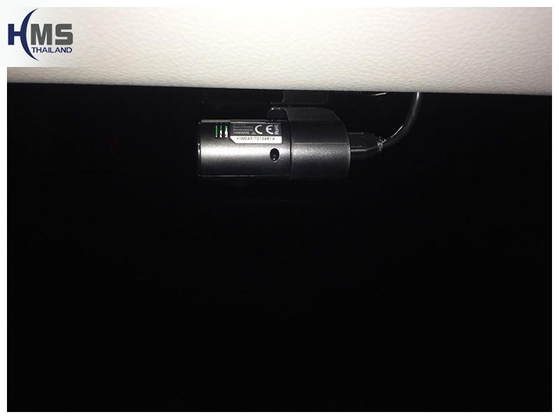 Toyota Alphard (กล้องติดรถยนต์ Thinkware F800 Pro)
