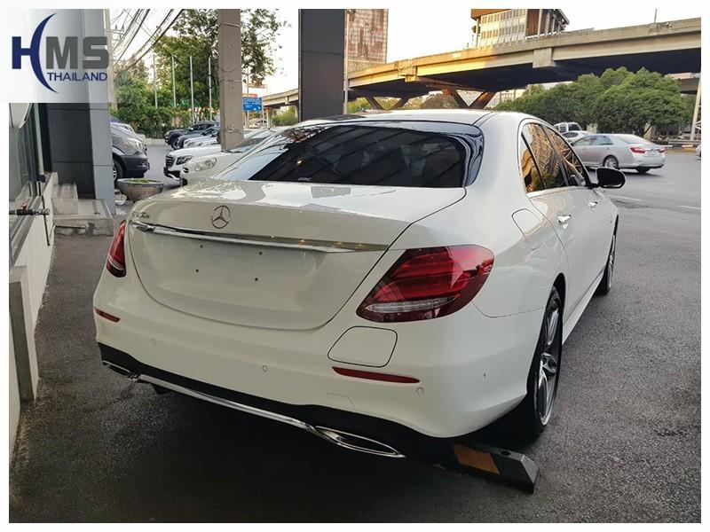 20190429 Mercedes Benz E350e W213_back,ภาพท้ายรถ Mercedes Benz E350e W213,Benz, Mercedes ,เบนซ์ ,เมอร์เซเดส, ซาลูน,ราคาเบนซ์,facelift ,Brabus ,AMG ,Bluetec ,Hybrid,ไฮบริด