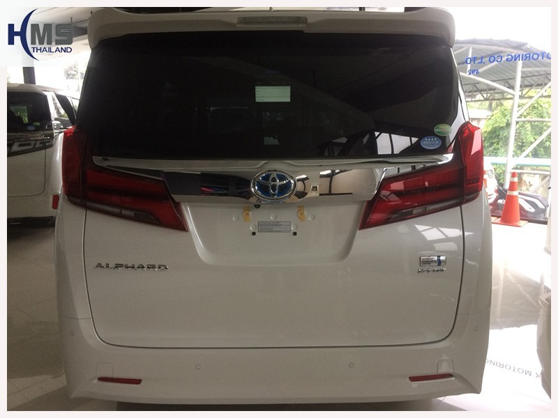 20180717 Toyota Alphard_front,โตโยต้า,Toyota,Vellfire,Alphard,