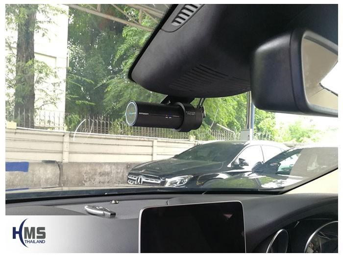 Mercedes Benz GLA200 W156 (DVR BlackVue DR750s 2CH)