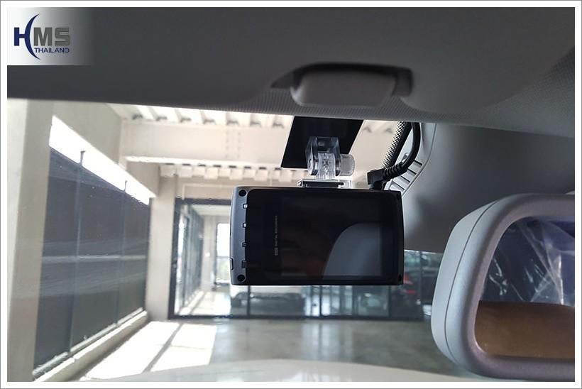 20171222 Mercedes Benz C350e W205_กล้องติดรถยนต์_Thinkware_X330_2