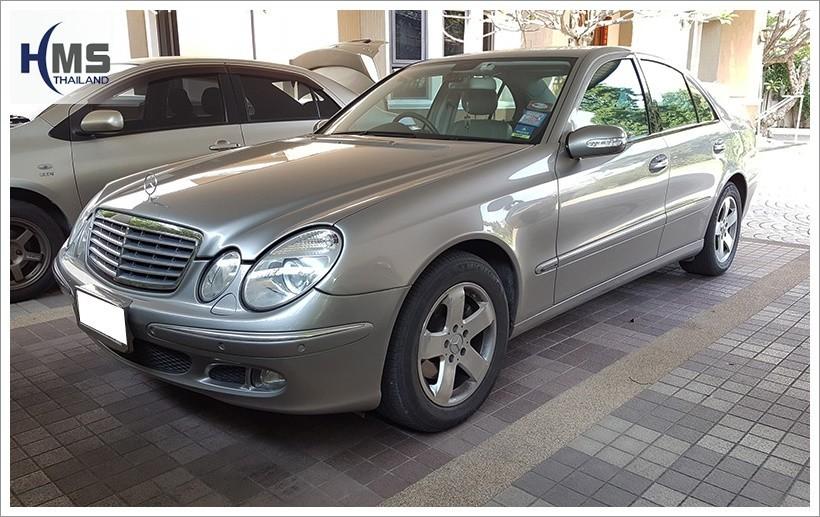 20180228 Mercedes Benz E200 W212