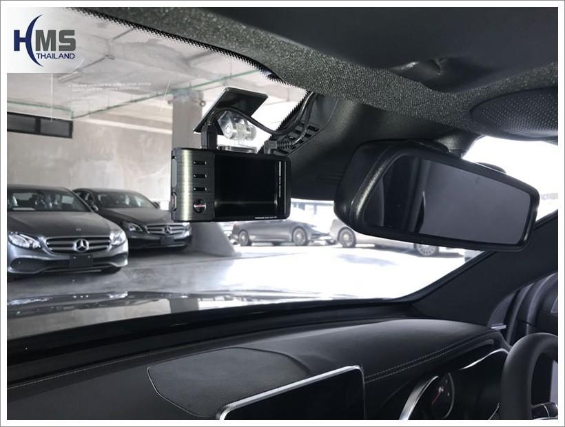 20171027 Mercedes Benz GLC250d W253_กล้องติดรถยนต์_Thinkware_X550_front