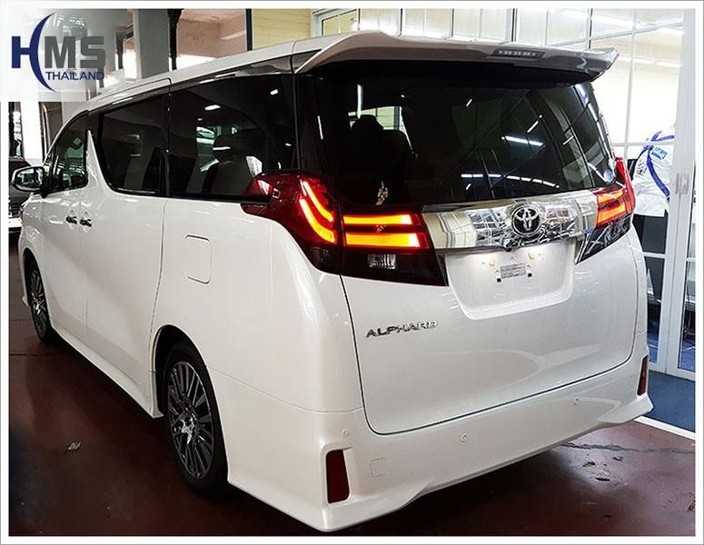 20160720 Toyota Alphard