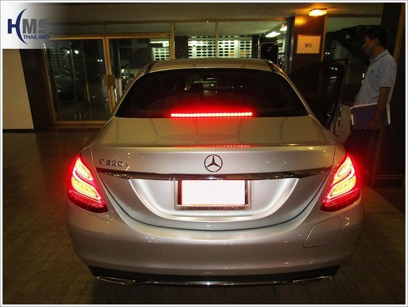 20180423 Mercedes Benz C350 W205_back