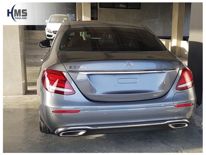 20180614 Mercedes Benz E350e_W213_back,Benz, Mercedes ,เบนซ์ ,เมอร์เซเดส