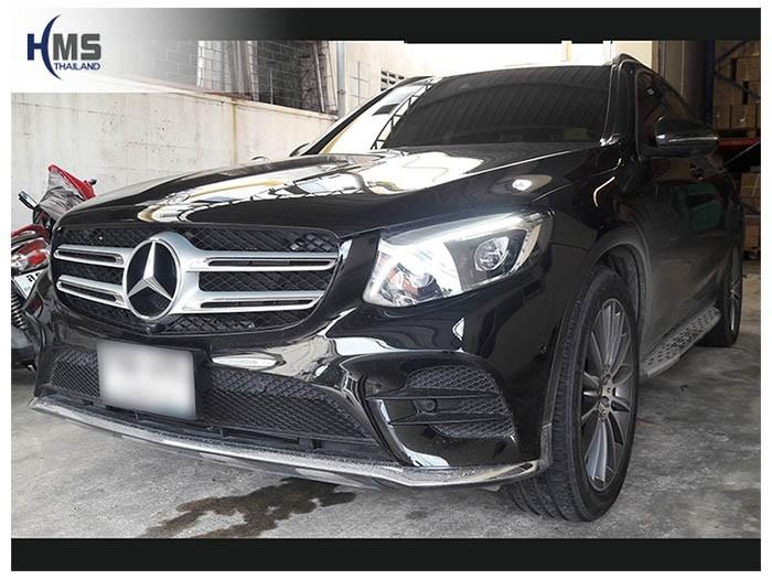 20180611 Mercedes Benz GLC250d_W253_front,ติดตั้ง Android box บน Mercedes Benz GLC250d