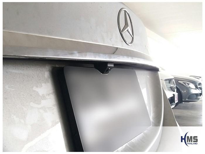 20170627 Mercedes Benz C200_W205_Rear camera_1