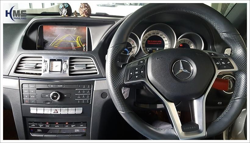 20170727 Mercedes Benz E200 Coupe_W207 กล้องมองหลัง