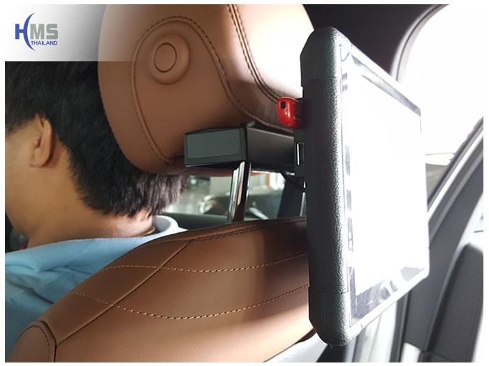 20170602 Mercedes Benz E220d_W213_Rear monitor_XM_10.1_USB_HDMI