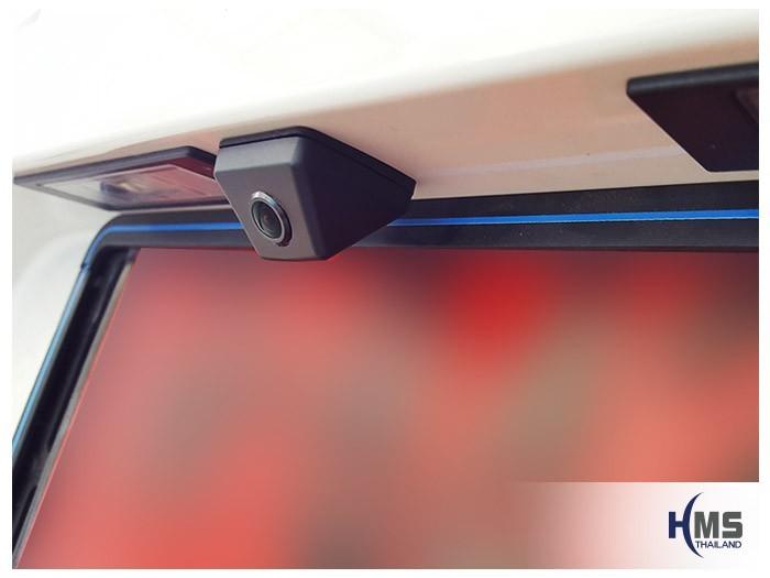 20180604 BMW 118i_Rear camera,กล้องถอยหลัง,กล้องมองหลัง