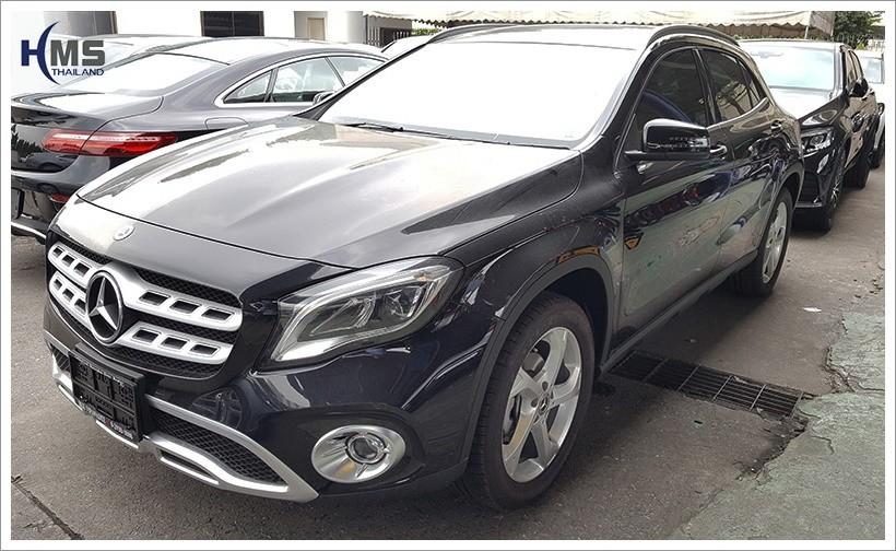 20180219 Mercedes Benz GLA200 W156