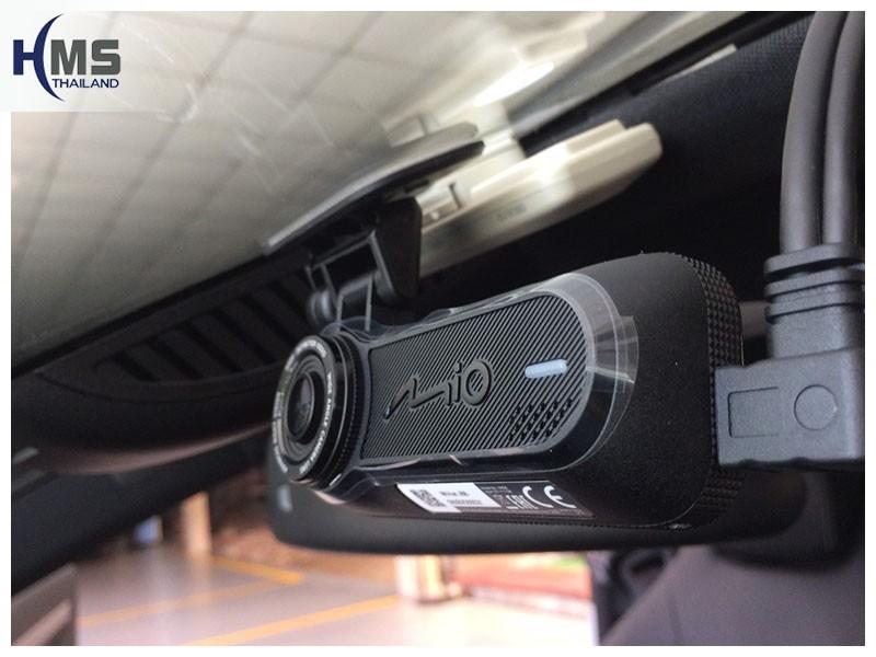 20190312 กล้องติดรถยนต์ Mio MiVue J86