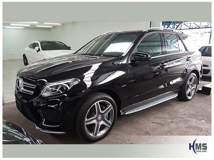 20170615 Mercedes Benz GLE500e_X166_side