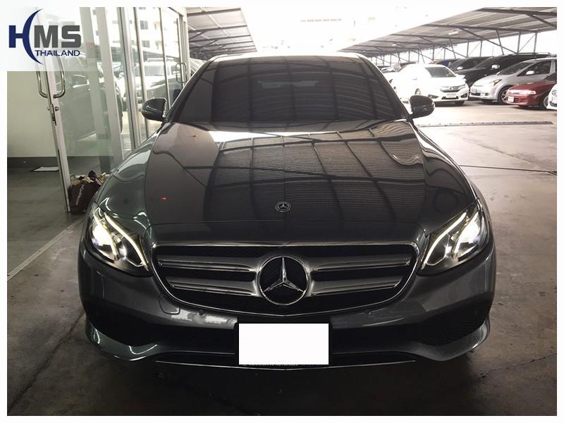 20190614 Mercedes Benz E350e W213