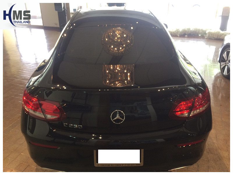 20181003 Mercedes Benz C250 W205