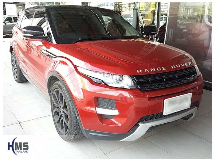20180611 Land Rover Evoque_front,Rang rover