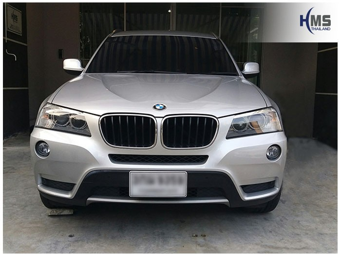 20170819 BMW X3_F25_front_2