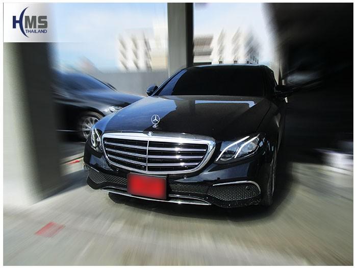 20170118 Benz E220d_W213_front