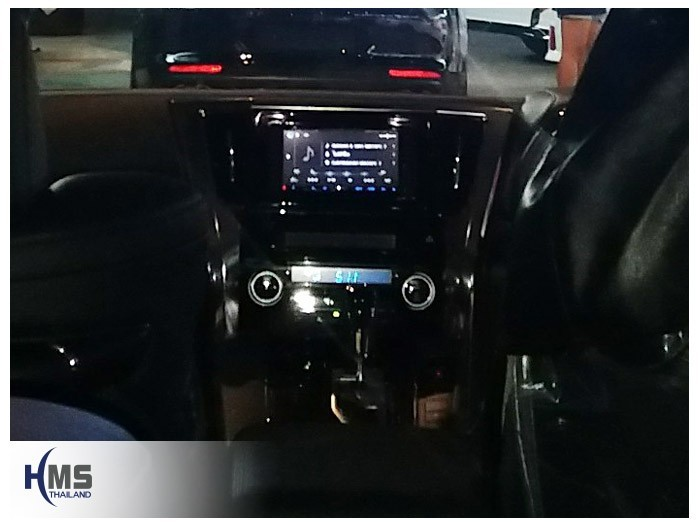 20180523 Toyota Vellfire_DVD_Player_Kenwood_DDX6016Bt